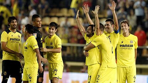 Villarreal tiếp tục góp mặt ở sân chơi Europa League mùa tới