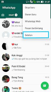 Cara Mengurangi Kuota Saat Melakukan Panggilan Whatsapp