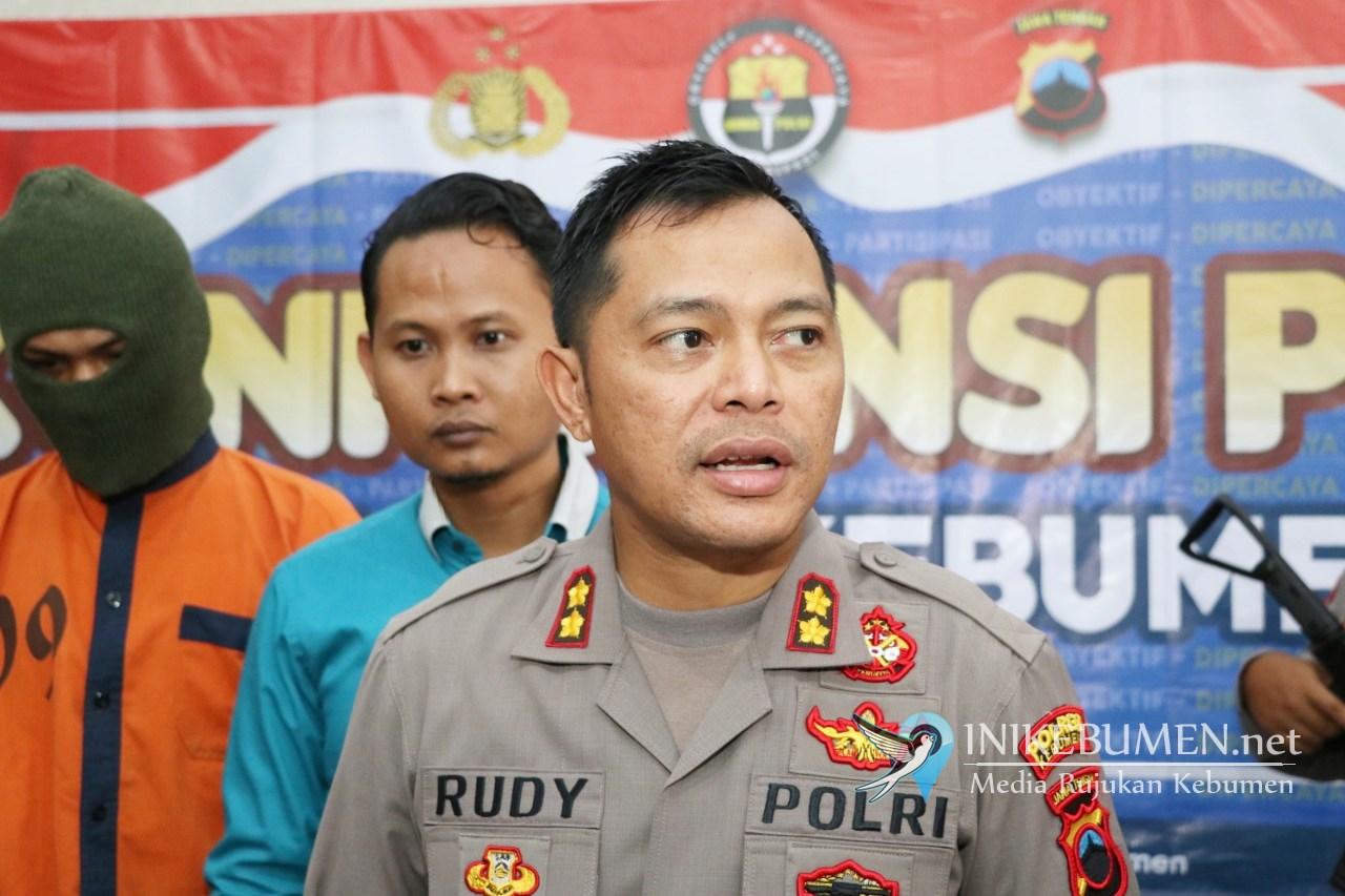 Duh! Ngaku Bisa Membuat Waria Kaya Mendadak, Bakul Tuyul di Kebumen ini Ditangkap Polisi