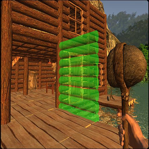تحميل لعبه Survival Forest : Survivor Home Builder مهكره اخر اصدار