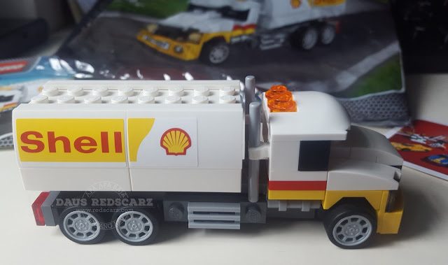 Lego Shell Tanker Limited Edition