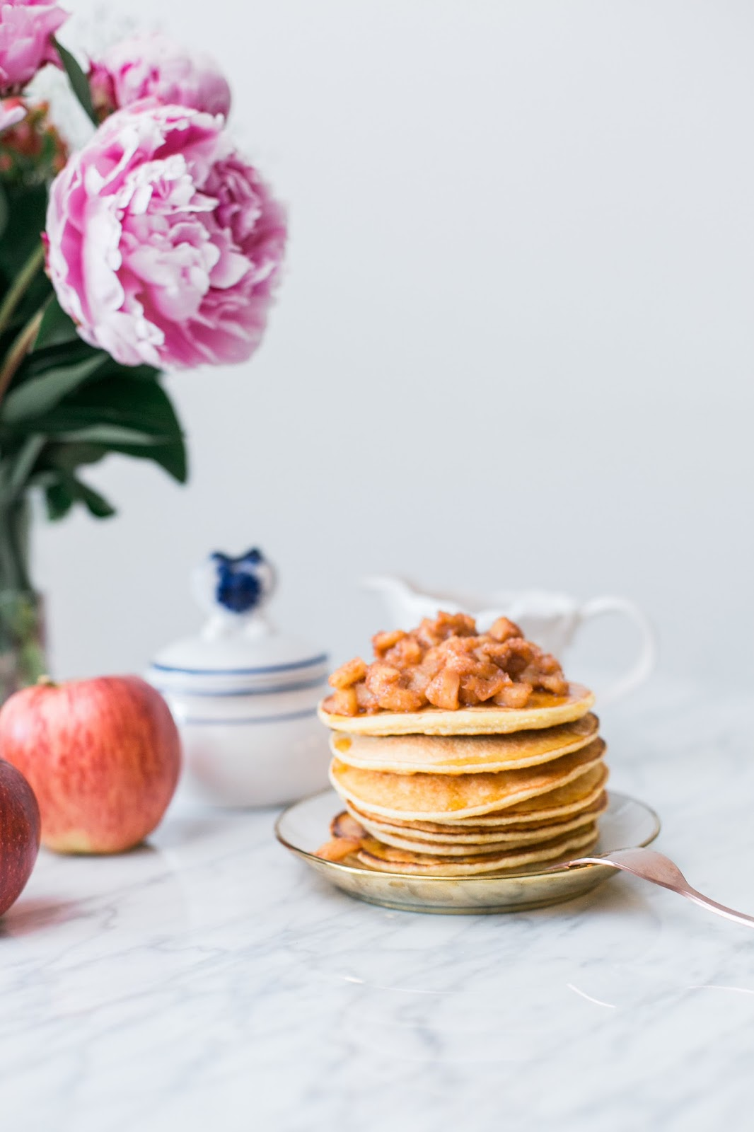 Bijuleni - The Benefits of Clean Eating and What I Learned - Gluten free pancakes
