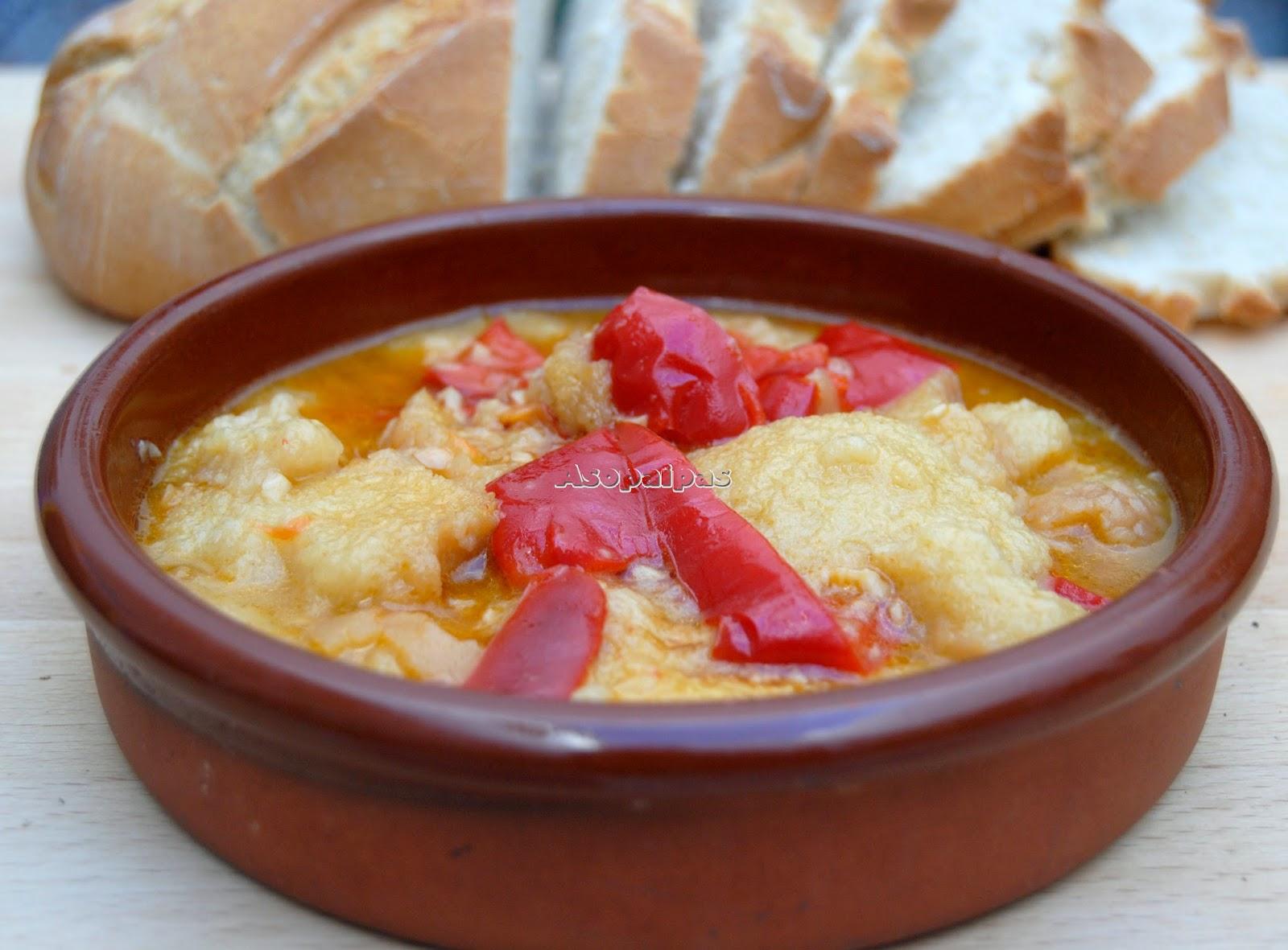Sopa Trinchante