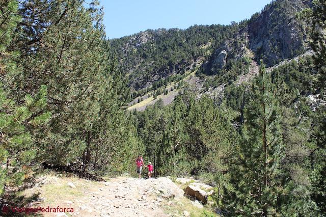 Ruta de senderisme, Pallars Sobirà, Lleida, natura