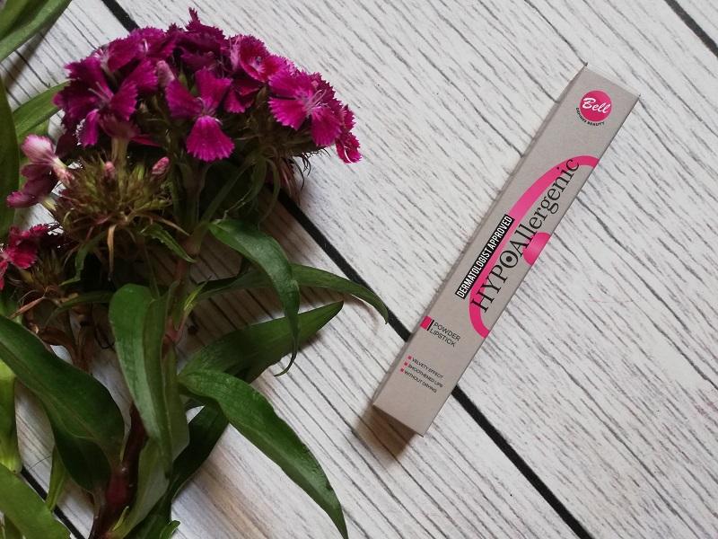 Bell HYPOAllergenic Powder Lipstick nr 06