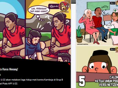 Gorila Sport, Cara Baru Membaca Berita Olahraga