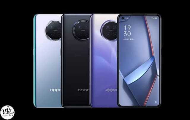 oppo ace2 colors - الوان اوبو اس 2 - ace2 5g - ace2