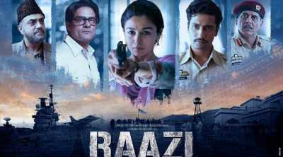Raazi (2018) Bollywood Hindi Movie Download 300mb