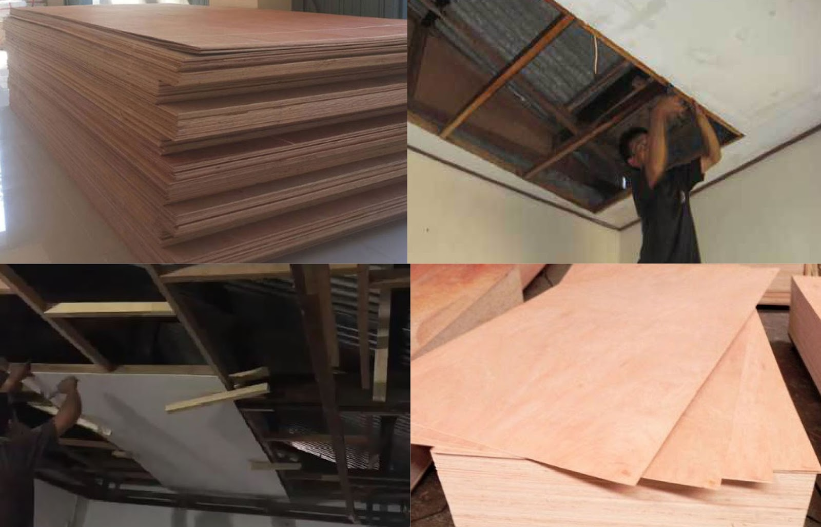 Cara Membuat Plafon Rumah Dari Triplek Tutorial Bang Izal Toy