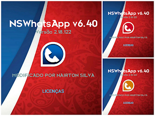 NSWhatsApp 3D v6.40 WhatsAppMods.in