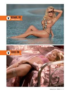 Pamela Anderson en Revista PlayBoy Mexico Febrero 2016