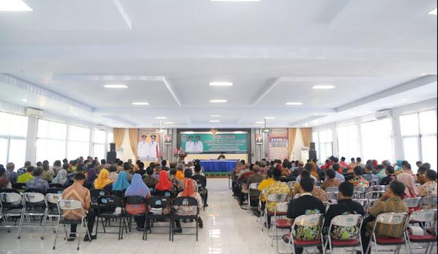 Sosialisasi Peraturan Bupati Lumajang No. 38 tahun 2019