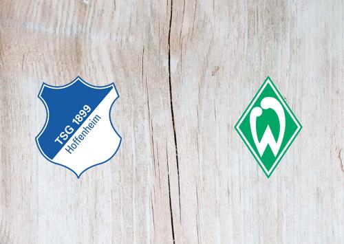 Hoffenheim vs Werder Bremen -Highlights 24 August 2019