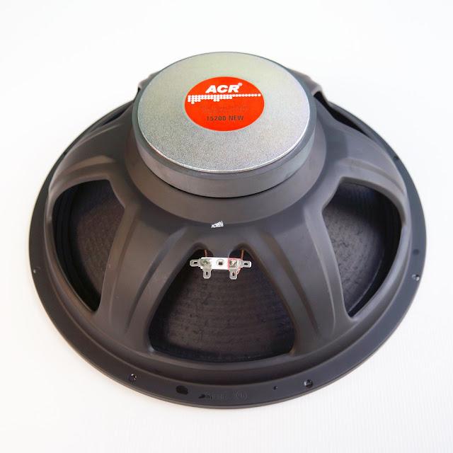Speaker Full Range ACR 15200 New 15 Inch Harga Rp 450.000,00
