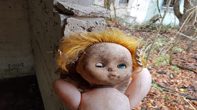 bambola radioattiva