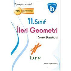 Birey B Serisi 11.Sınıf İleri Geometri Orta Düzey Soru Bankası