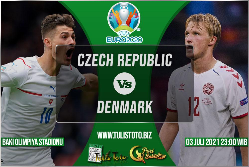 Prediksi Czech Republic vs Denmark 03 Juli 2021