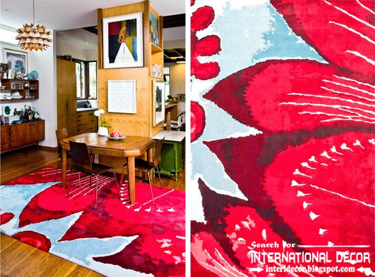 Traditional printed carpet patterns, patterned carpets and ...