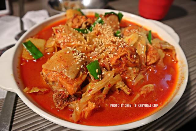IMG 8028 - 韓屋,巷弄裡的平價韓式料理。香辣爽口不鎖喉。小菜白飯可續點