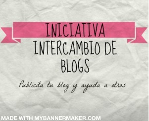 "Iniciativa ""Intercambio de blogs"""