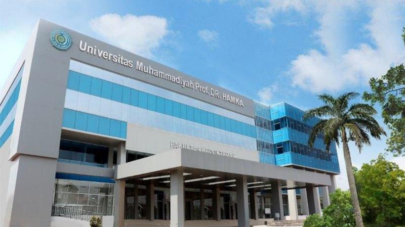 Fakultas yang ada di Universitas Muhammadiyah Prof. Dr. Hamka