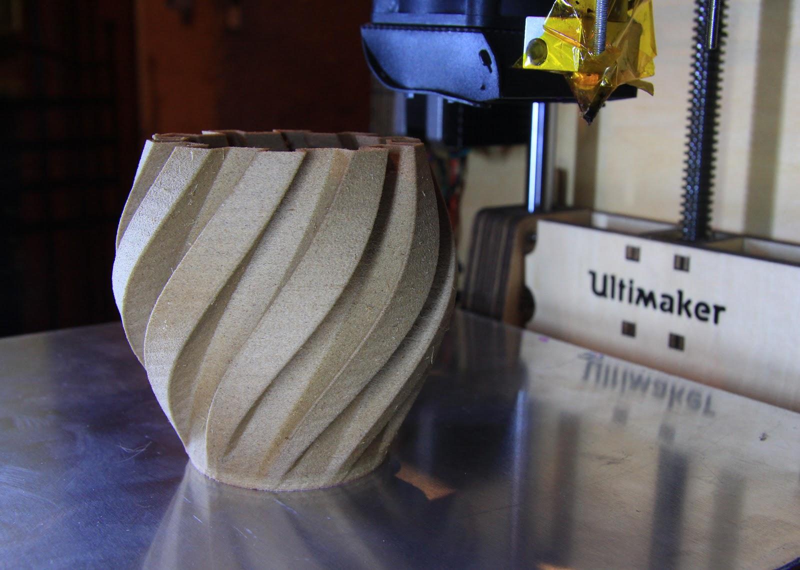 3D printer improvements: October 2012
