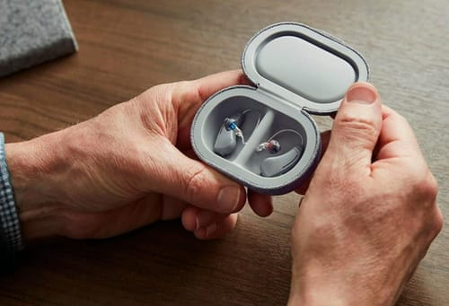 Bose hearing aids do not require a visit to a doctor