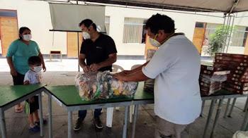 MINEDU atiende a niños y adolescentes alojados en Huampaní de Chaclacayo