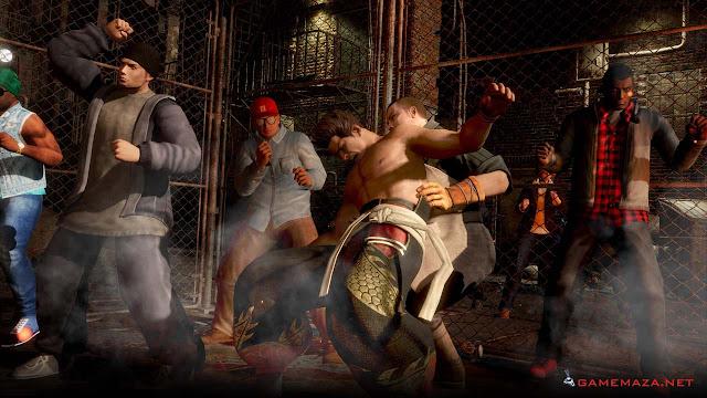 Dead or Alive 6 Gameplay Screenshot 4