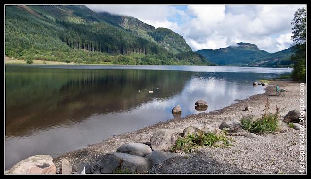 Lago Lubnaig (Escocia)