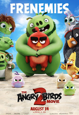 Poster The Angry Birds Movie 2 2019 English HD 720p