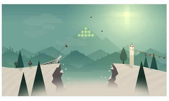 Alto's Adventure - Game endless runner terbaik untuk Android