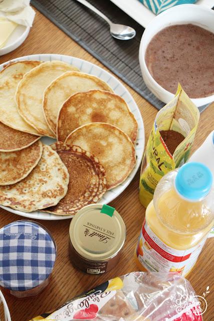 Brunch idée salée sucrée rapide gourmande Degustabox