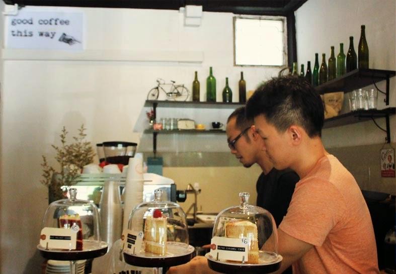 A Bedok Adventure: Percolate Cafe