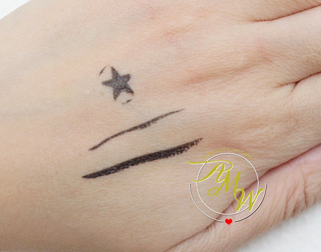 a swatch photo of Tony Moly Dual Stamp Liner