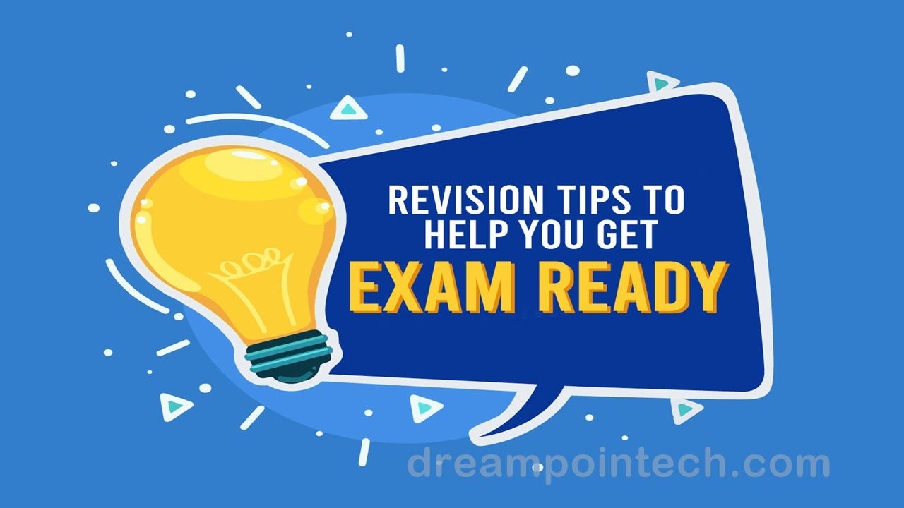 Characteristics of a Revision Timetable For GCE Students