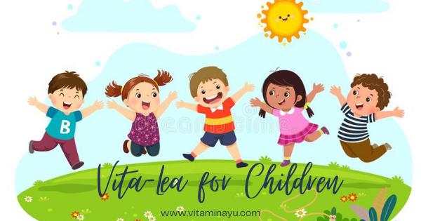 Vita-Lea for Children Shaklee Manfaat, Keistimewaan dan Testimoni