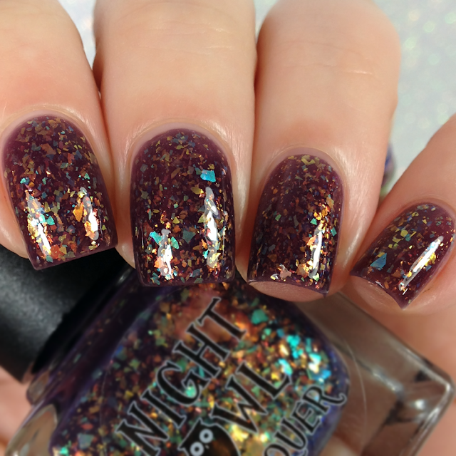 Night Owl Lacquer-The Buried Moon