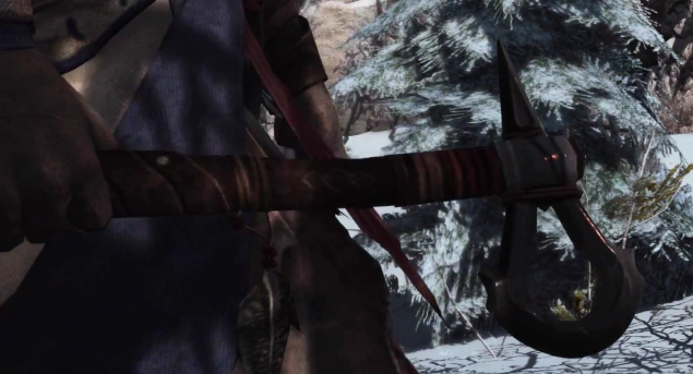 The Reading Gamers: Help Expand This Assassin's Creed III ...