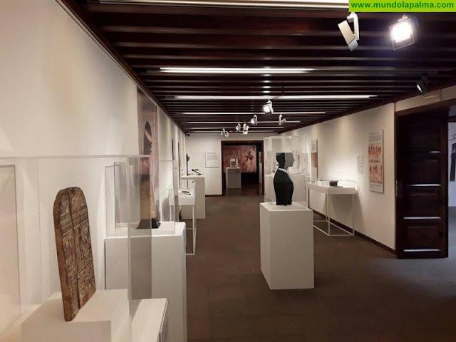 """La Fundación CajaCanarias inaugura la muestra """"Egipto. En busca de la eternidad"""" en su Espacio Cultural La Palma"""