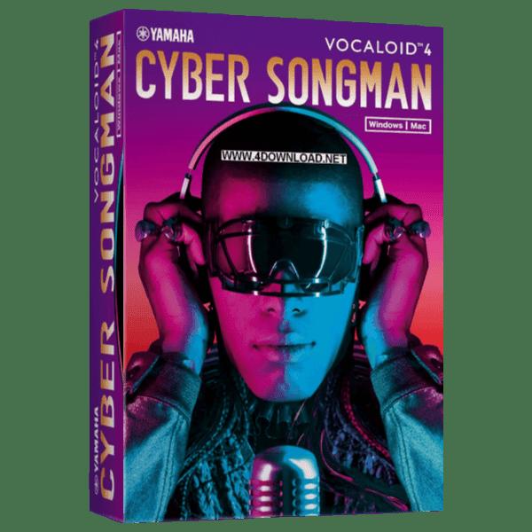 CYBER SONGMAN - Vocaloid Voicebank » 4DOWNLOAD