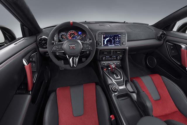 日産GT-R NISMO 2020年モデル インテリア