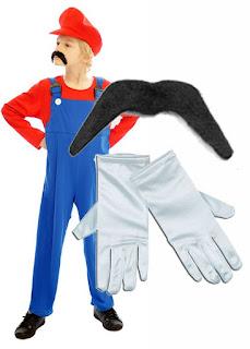 Plumber's costume