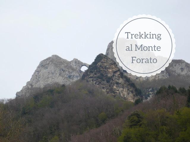 Trekking Pomezzana - Monte Forato - Cardoso