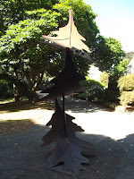 Bronze oak leaves - Christchurch Botanic Gardens, New Zealand