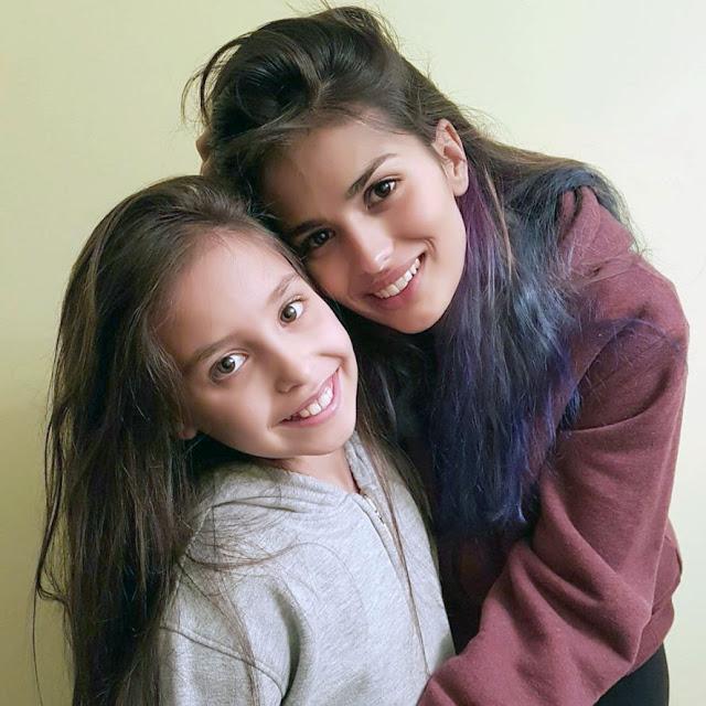 Sara Sálamo y Aroa