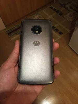 Spesifikasi Moto G5 Plus