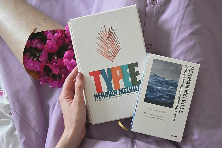 Herman-Melville-Typee-Mare Verlag-200. Geburtstag