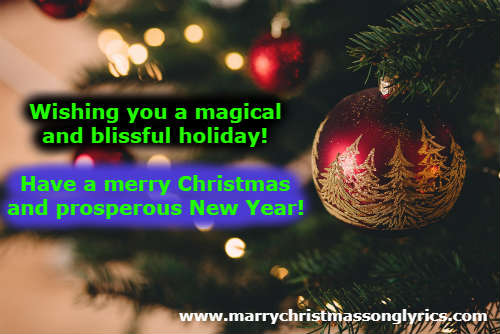 short-christmas-message-image