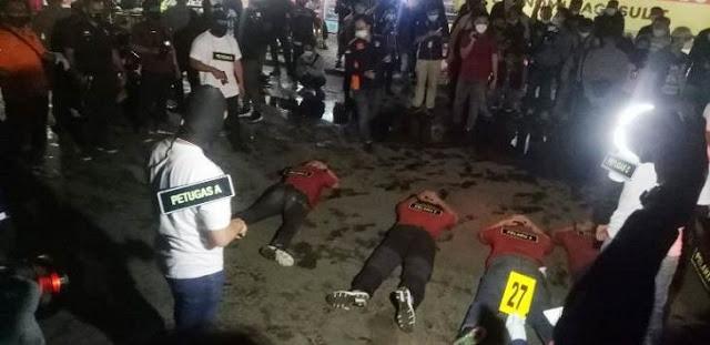 Detik-detik Laskar FP1 Dibunuh, Disuruh Tiarap, Jongkok, Digebuki, Ditembak
